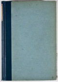 Books:First Editions, A. Edward Newton. This Book-Collecting Game. Boston: Little,Brown, 1928. First edition. Octavo. Publisher's binding...