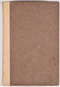 Books:First Editions, A. Edward Newton. The Amenities of Book-Collecting. Boston:Atlantic Monthly, 1918. First edition. Octavo. Publisher...