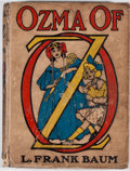 Books:Children's Books, L. Frank Baum. Ozma of Oz. Chicago: Reilly & Britton,[1907]. Octavo. Publisher's binding. Illustrated by John R. ...