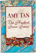 Books:Children's Books, Amy Tan. INSCRIBED. The Hundred Secret Senses. New York: G.P. Putnam's Sons, [1995]. First edition, first printing....