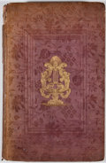 Books:First Editions, Joseph Rodman Drake. The Culprit Fay and Other Poems. NewYork: George Dearborn, 1835. First edition. Octavo. Publis...