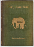 Books:Literature Pre-1900, Rudyard Kipling. The Jungle Book. New York: Century, 1894.Later edition. Octavo. Publisher's binding. Very good....