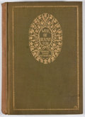 Books:First Editions, Robert Louis Stevenson. Weir of Hermiston. New York: CharlesScribner's Sons, 1896. First American edition. Octavo. ...