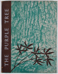 Books:First Editions, Katharine Parr Hamilton. The Purple Tree. Illustrated byBubi Jessen. El Paso: Carl Hertzog, 1953. First edition...