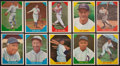 "Baseball Cards:Sets, 1960 Fleer ""Baseball Greats"" Complete Set (79)...."