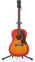 Musical Instruments:Acoustic Guitars, 1969 Gibson B-25 Cherry Burst Acoustic Guitar #855420....