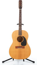 Musical Instruments:Acoustic Guitars, 1969 Gibson Natural Acoustic Guitar #812146....