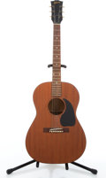 Musical Instruments:Acoustic Guitars, 1968 Gibson LGO Mahogany Acoustic Guitar #52348....