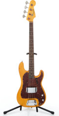 Musical Instruments:Electric Guitars, 1962 Fender Precision Refinished Project Electric Bass Guitar#N/A....