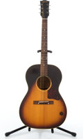 Musical Instruments:Acoustic Guitars, 1960's Gibson LG1 Sunburst Acoustic Guitar #O 366 8....