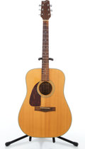 Musical Instruments:Acoustic Guitars, Fender F-210LH Left Handed Natural Acoustic Guitar #5002608....