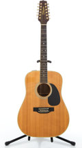 Musical Instruments:Acoustic Guitars, Takamine EF-400S Natural 12 String Electric Acoustic Guitar#N/A....