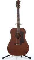 Musical Instruments:Acoustic Guitars, 1978 Guild D-25M Mahogany Acoustic Guitar #172133....