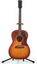 Musical Instruments:Acoustic Guitars, 1966 Gibson LG1 Second Sunburst Acoustic Guitar #400066....