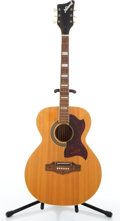 Musical Instruments:Acoustic Guitars, Later Production National 115 Natural Acoustic Guitar #N/A....