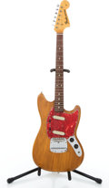 Musical Instruments:Electric Guitars, 1965 Fender Mustang Refinished Solid Body Electric Guitar#L62365....