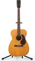 Musical Instruments:Acoustic Guitars, 1964 Gretsch Natural Acoustic Guitar, Serial # 76942...