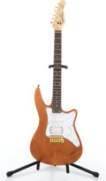 Musical Instruments:Electric Guitars, 1990's Godin G-1000 Natural Solid Body Electric Guitar#95-336042....