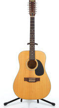 Musical Instruments:Acoustic Guitars, Tetomas W200 Natural 12 String Acoustic Guitar #N/A....