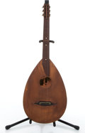 Musical Instruments:Acoustic Guitars, Mark Joach Tielke Lute Natural Acoustic Guitar #N/A....