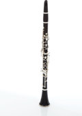 Musical Instruments:Horns & Wind Instruments, Selmer Soloist Black Wooden Clarinet #P0019146....