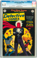 Golden Age (1938-1955):Superhero, Detective Comics #168 (DC, 1951) CGC FN+ 6.5 Off-white to white pages....