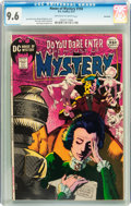 Bronze Age (1970-1979):Horror, House of Mystery #194 Savannah pedigree (DC, 1971) CGC NM+ 9.6Off-white to white pages....