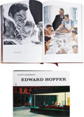 Movie/TV Memorabilia:Memorabilia, Two Coffee Table Art Books.... (Total: 2 Items)