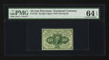 Fractional Currency:First Issue, Fr. 1242 10¢ First Issue PMG Choice Uncirculated 64 EPQ.. ...