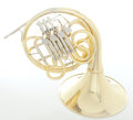 Musical Instruments:Horns & Wind Instruments, 2008 Yamaha YHR 567D Brass French Horn #008151....