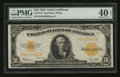 Large Size:Gold Certificates, Fr. 1173 $10 1922 Gold Certificate PMG Extremely Fine 40 EPQ.. ...