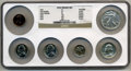 Proof Sets, Six-Piece 1942 Proof Set NGC.... (Total: 6 coins)