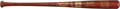 "Baseball Collectibles:Bats, 2003 Baseball Hall of Fame ""Louisville Slugger"" Brown Bat...."