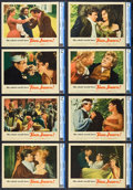 "Movie Posters:Academy Award Winners, Tom Jones (United Artists, 1963). CGC Graded Lobby Card Set of 8(11"" X 14"").. ... (Total: 8 Items)"