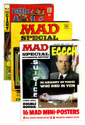 Magazines:Mad, Mad Group Magazines (EC, 1971-74) Condition: Average VG.... (Total:16 Items)