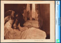 "Movie Posters:Miscellaneous, The Cabinet of Dr. Caligari (Goldwyn, 1920). CGC Graded Lobby Card(11"" X 14"").. ..."