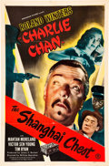 """Movie Posters:Mystery, The Shanghai Chest (Monogram, 1948). One Sheet (27"""" X 41"""").. ..."""