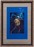 Music Memorabilia:Original Art, David Singer Original Collage Artwork (undated)....