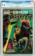 Bronze Age (1970-1979):Horror, House of Mystery #193 Savannah pedigree (DC, 1971) CGC NM 9.4 Whitepages....