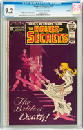 Bronze Age (1970-1979):Horror, House of Secrets #95 Savannah pedigree (DC, 1971) CGC NM- 9.2Off-white to white pages....