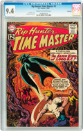 Silver Age (1956-1969):Science Fiction, Rip Hunter Time Master #9 Savannah pedigree (DC, 1962) CGC NM 9.4Cream to off-white pages....