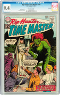 Silver Age (1956-1969):Science Fiction, Rip Hunter Time Master #10 Savannah pedigree (DC, 1962) CGC NM 9.4 Off-white pages....