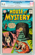 Silver Age (1956-1969):Science Fiction, House of Mystery #139 Savannah pedigree (DC, 1963) CGC NM+ 9.6 Off-white to white pages....