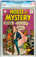 Silver Age (1956-1969):Mystery, House of Mystery #135 Savannah pedigree (DC, 1963) CGC NM+ 9.6Off-white to white pages....
