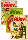 Golden Age (1938-1955):Funny Animal, Baby Huey, the Baby Giant File Copies Group (Harvey, 1956-69)Condition: Average VF/NM.... (Total: 58 Comic Books)