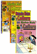 Bronze Age (1970-1979):Cartoon Character, Richie Rich and Cadbury File Copies Group (Harvey, 1977-82)Condition: Average NM-.... (Total: 49 Items)
