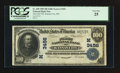 National Bank Notes:Missouri, Kansas City, MO - $100 1902 Date Back Fr. 690 The First NB Ch. #(M)3456. ...