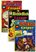 Bronze Age (1970-1979):Cartoon Character, Richie Rich and Casper #1-45 File Copies Group (Harvey, 1974-82)Condition: Average NM-.... (Total: 86 Comic Books)