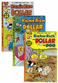 Bronze Age (1970-1979):Cartoon Character, Richie Rich and Dollar the Dog #1-24 File Copies Group (Harvey,1977-82) Condition: Average NM-.... (Total: 55 Comic Books)