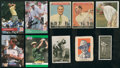 Golf Cards:General, 1910's-1990's Golf Card Collection (59) With Snead, Sarazen and Bobby Jones Cards....